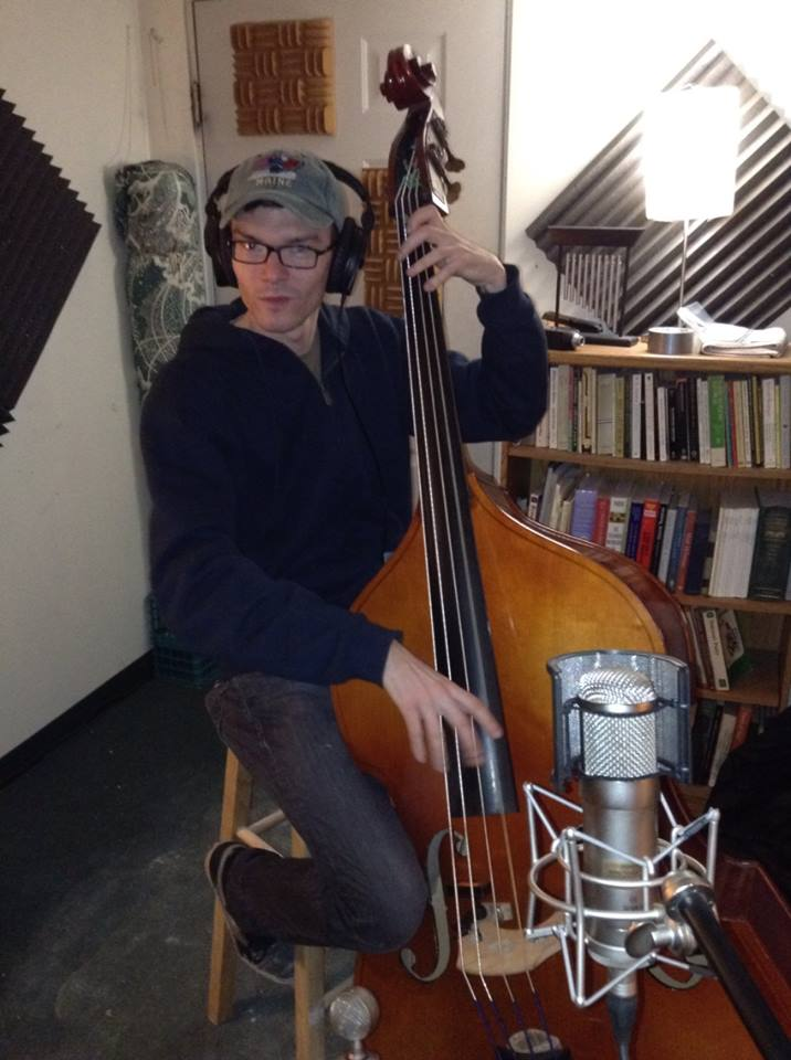Jed Marum adds some tasty bass to Paddy Mills