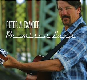 Peter Alexander, Promised Land Album Cover