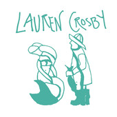Lauren Crosby, Self-Titled Album Cover